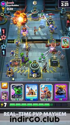 Chaos Battle League hile apk