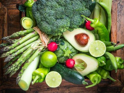 Lợi ích của việc ăn rau
