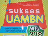 Soal Latihan UAMBN MTs Mapel Fiqih
