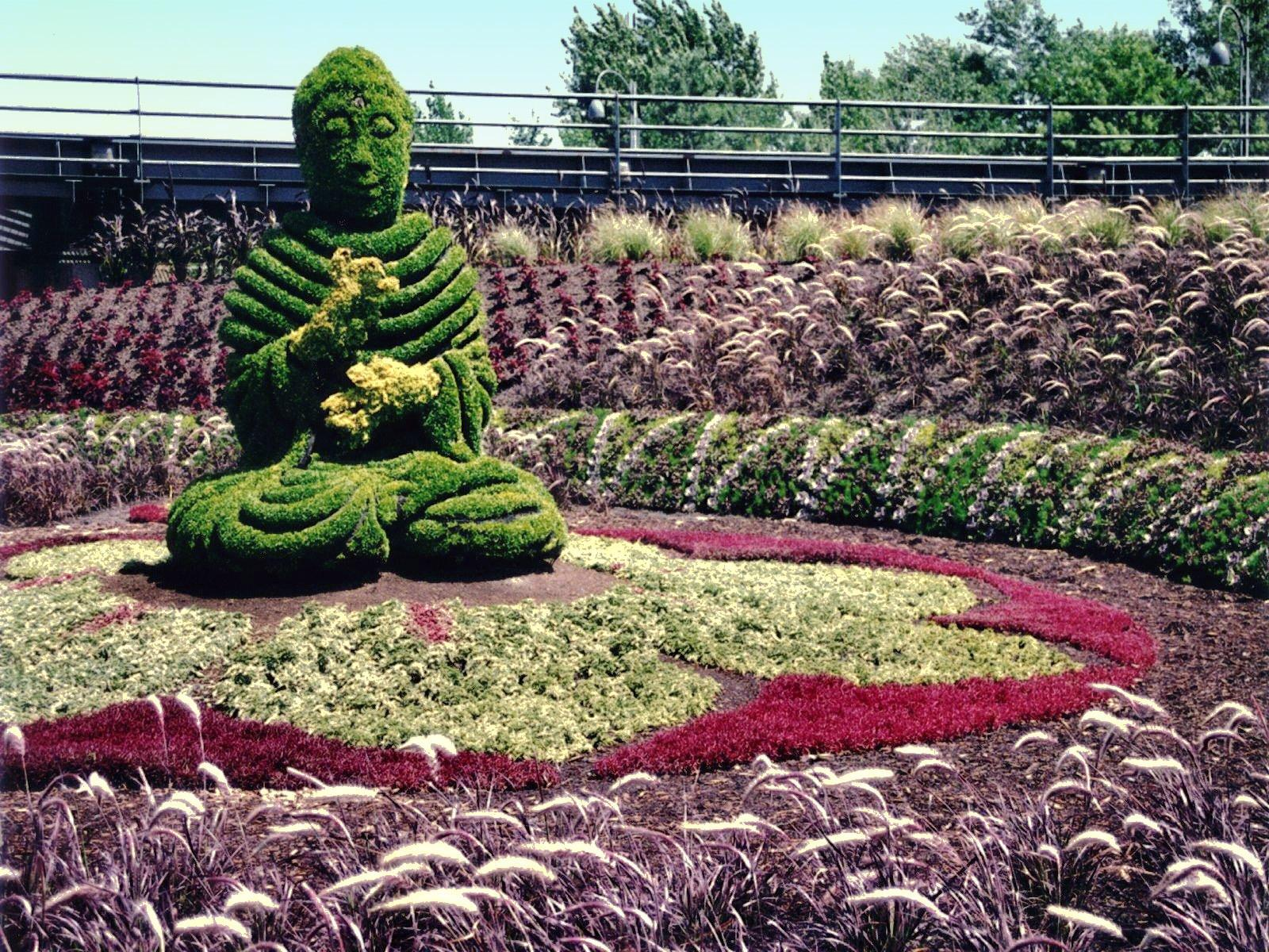 Garden Landscape Design Delhi : To delhi don t miss garden of five senses darshan