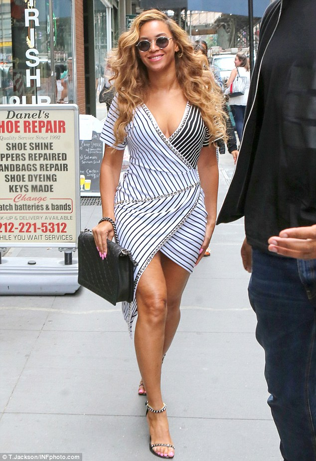 hot legs Beyonce