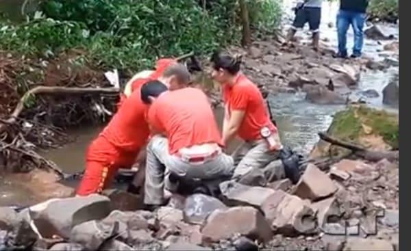 Jovem morre afogada em Cascavel