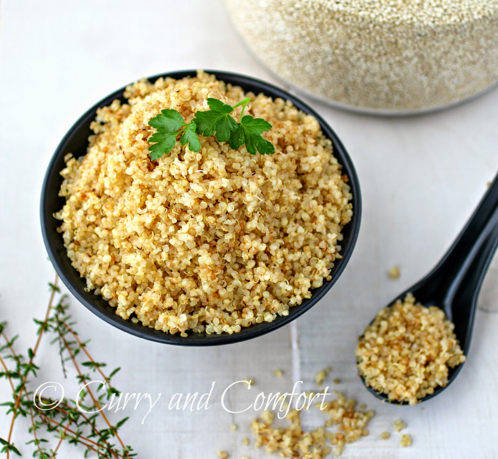 Kitchen Simmer: Tuesday Tips: How To Cook Quinoa Perfectly
