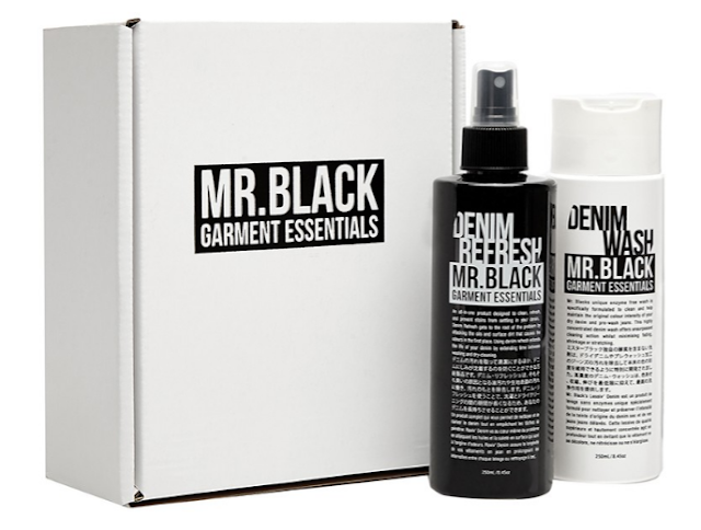 Mr.Black Garment Essentials Demin Pack
