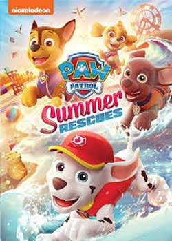 Paw Patrol Summer Rescues (2018)