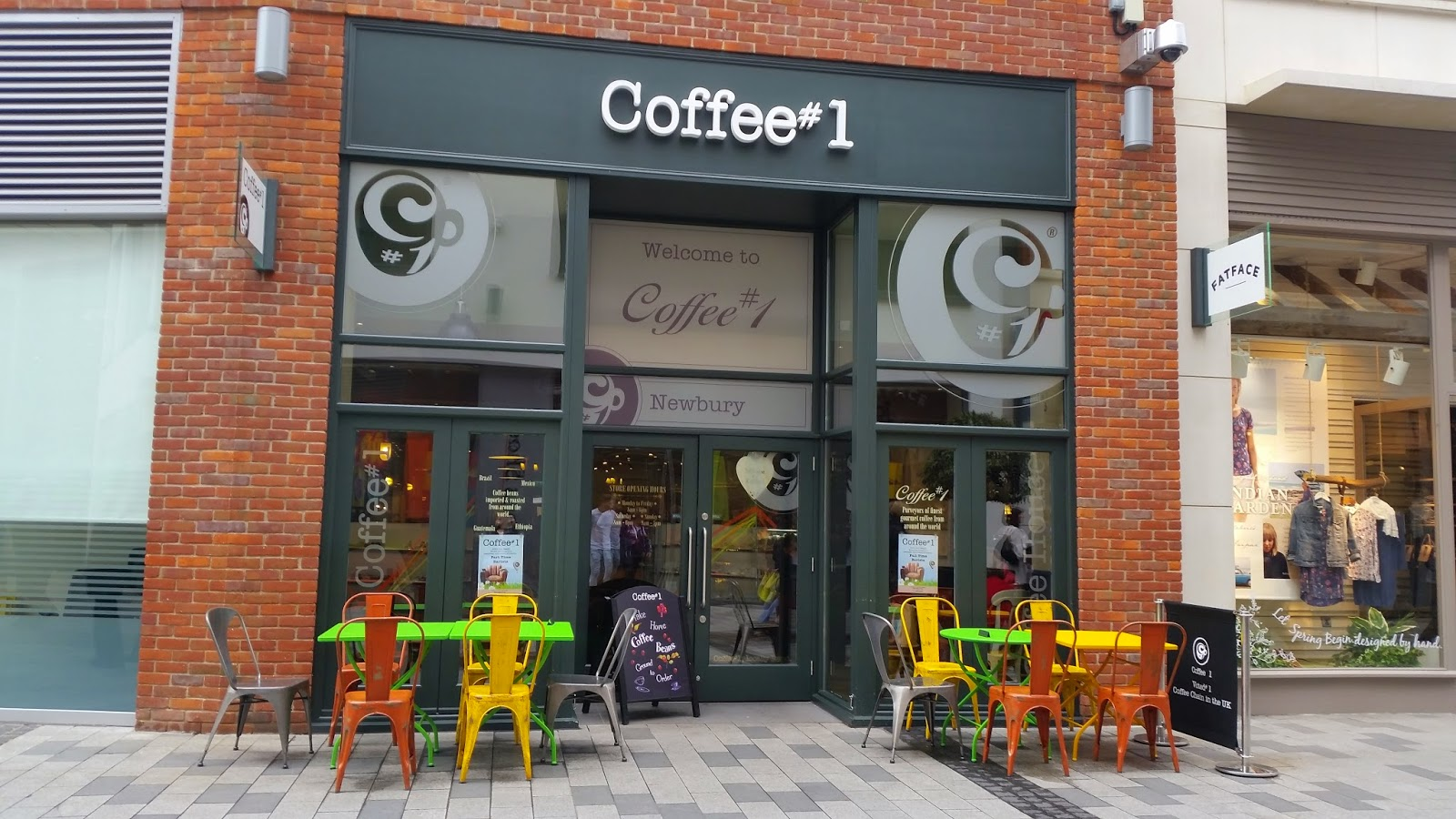 NEWBURY COFFEE NO 1 BRANCH PARKWAY