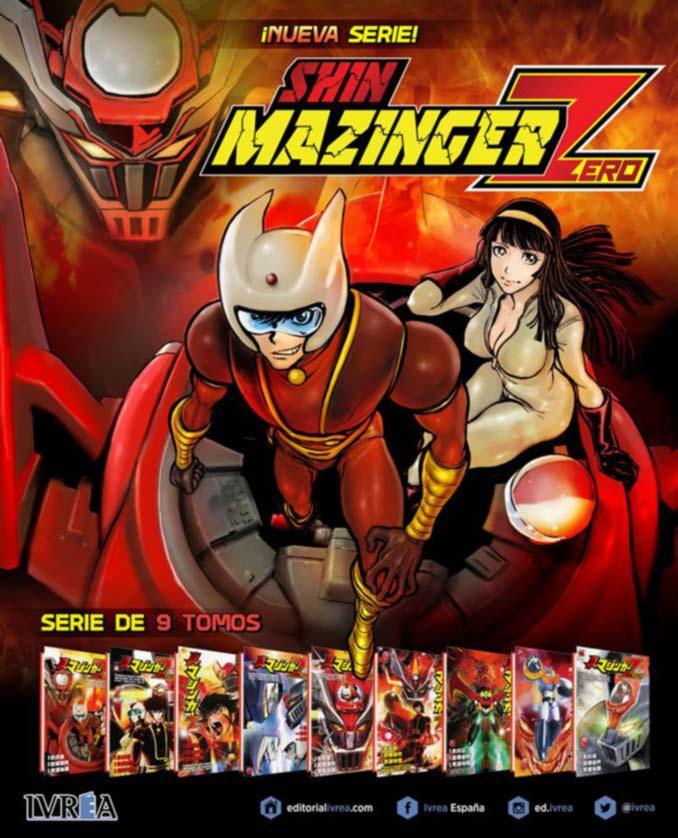 Shin Mazinger Zero (Ivrea)