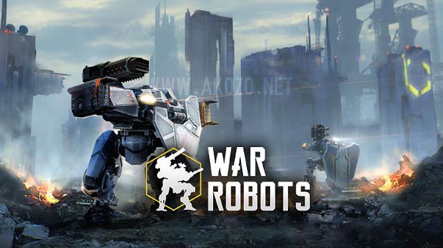 War Robots v2.9.0 Mod Apk Data Terbaru