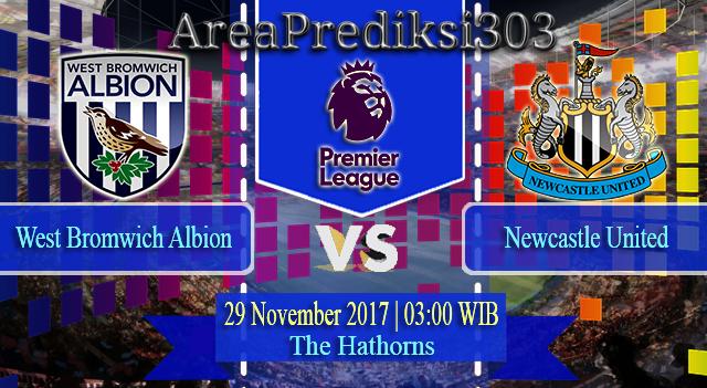 Prediksi West Brom vs Newcastle