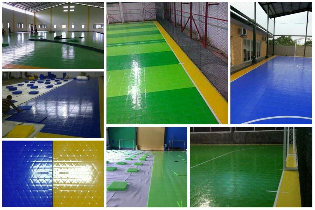 Harga Lantai Futsal Interlock Bergaransi 5 Tahun