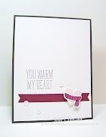 You Warm My Heart card-designed by Lori Tecler/Inking Aloud-stamps from Lawn Fawn