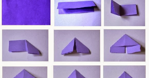 How to - 3D Origami Mini Peacock   DIY Paper Craft Tutorial - YouTube   304x579