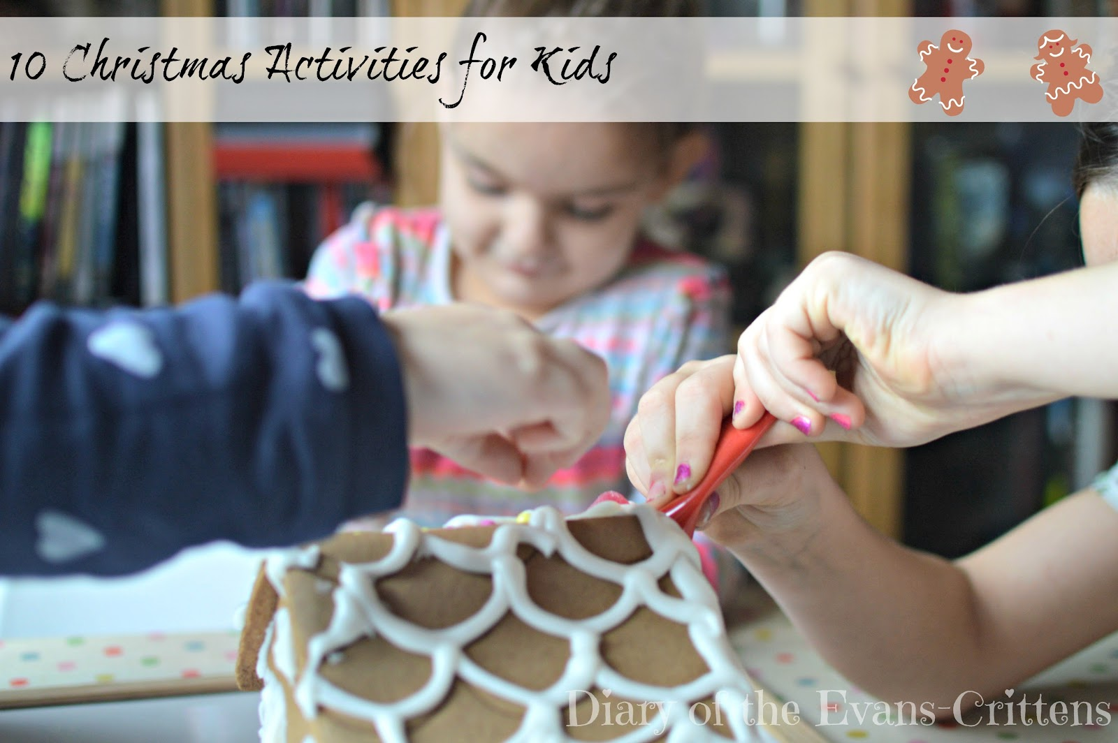 , 10 Christmas Activities For Kids