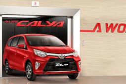 Harga Calya di Pontianak Toyota Paling Murah
