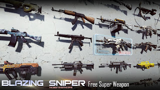 Blazing Sniper Elite Killer Shoot Hunter Strike Mod Apk v1.6.0