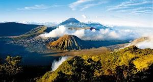 Penampakan Keindahan Wisata Gunung Bromo Pasuruan Jawa Timur