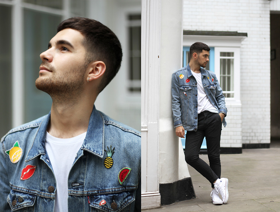 Pachets jaquetas masculinas