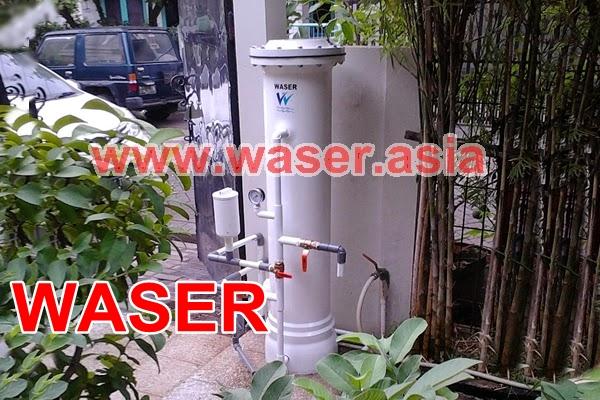 filter air di cinere