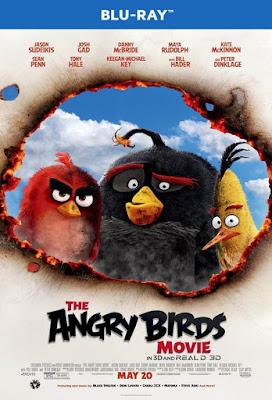 Angry Birds, La Película 2016 BD25 Latino
