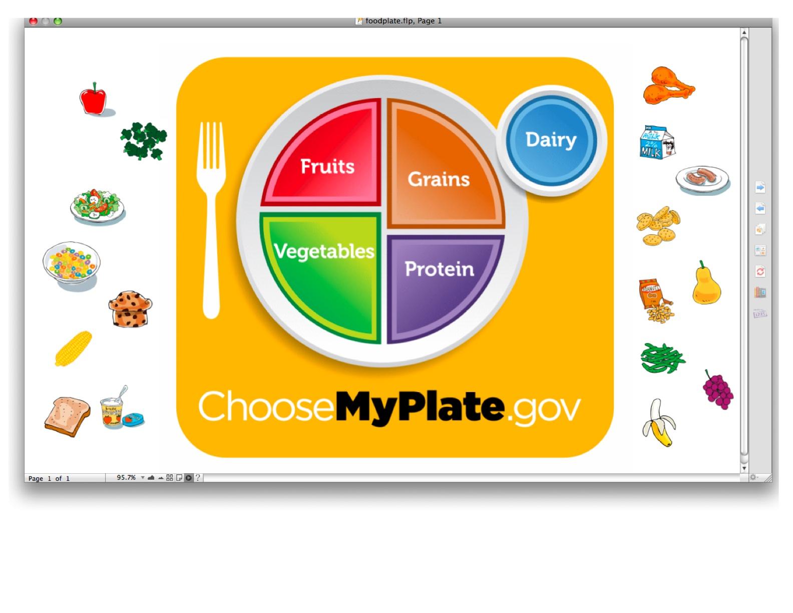 Kindertastic Healthy Eating