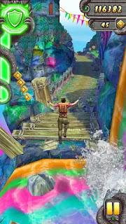 تحميل لعبة Temple Run 2 مهكرة من ميديا فاير