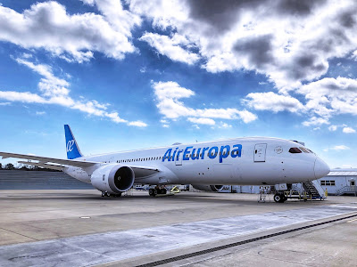 Air Europa B787-9 EC-MSZ