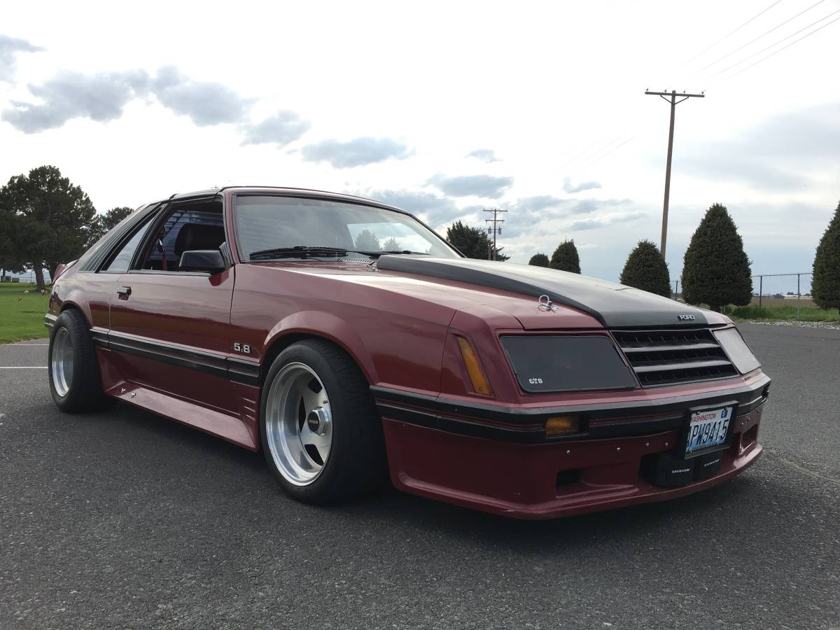 Used Cars Seattle Craigslist >> Daily Turismo: Jean Jacket Needed: 1982 Ford Mustang GT