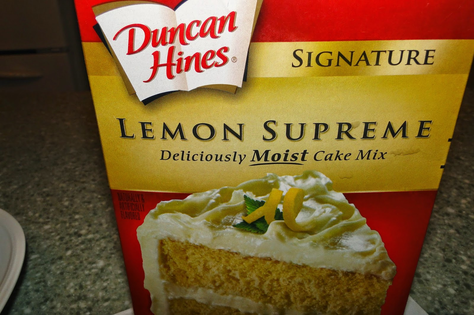 Recipe Cake Mix Lemon Pudding: Just A Little Something For You