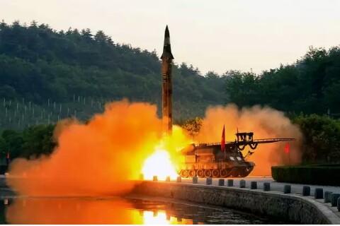 Missile Damascus