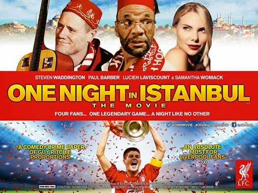 Steven Gerrard, Ataturk Stadium, AC Milan vs Liverpool, English premier league, One Night in Istanbul the movie, inspiration, motivation, Liverpool fans, Anfield