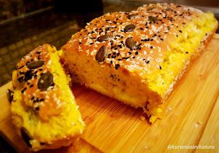 peynirli kolay kek
