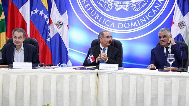 """Gobierno y oposición logran un acuerdo: """"Buena noticia para Venezuela, mala noticia para Trump"""""""