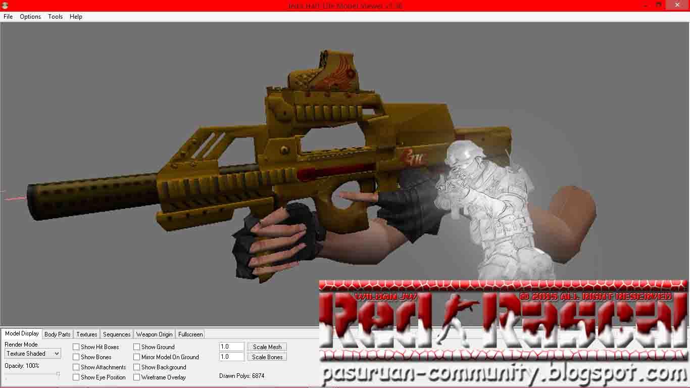 senjata cheytac untuk cspb