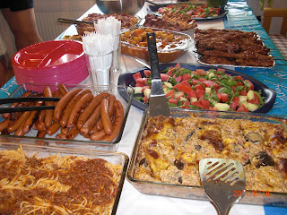 Parties for Food ideas adult birthday