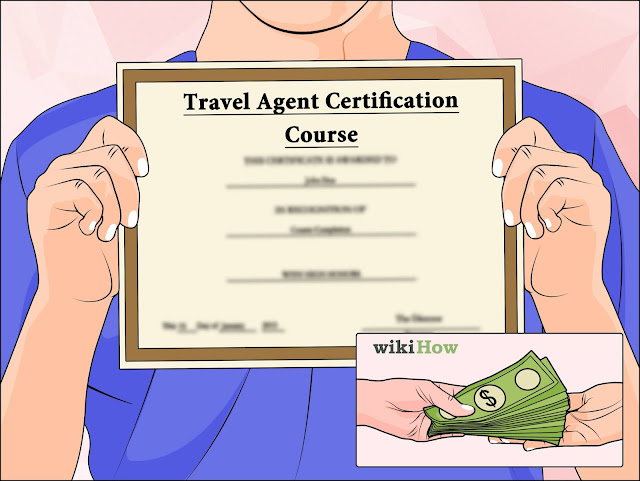 How To Become A Certified Travel Agent