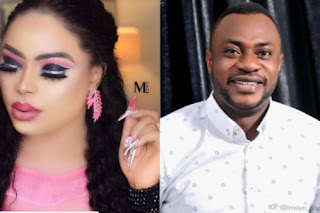 Bobrisky and Odunlade Adekola