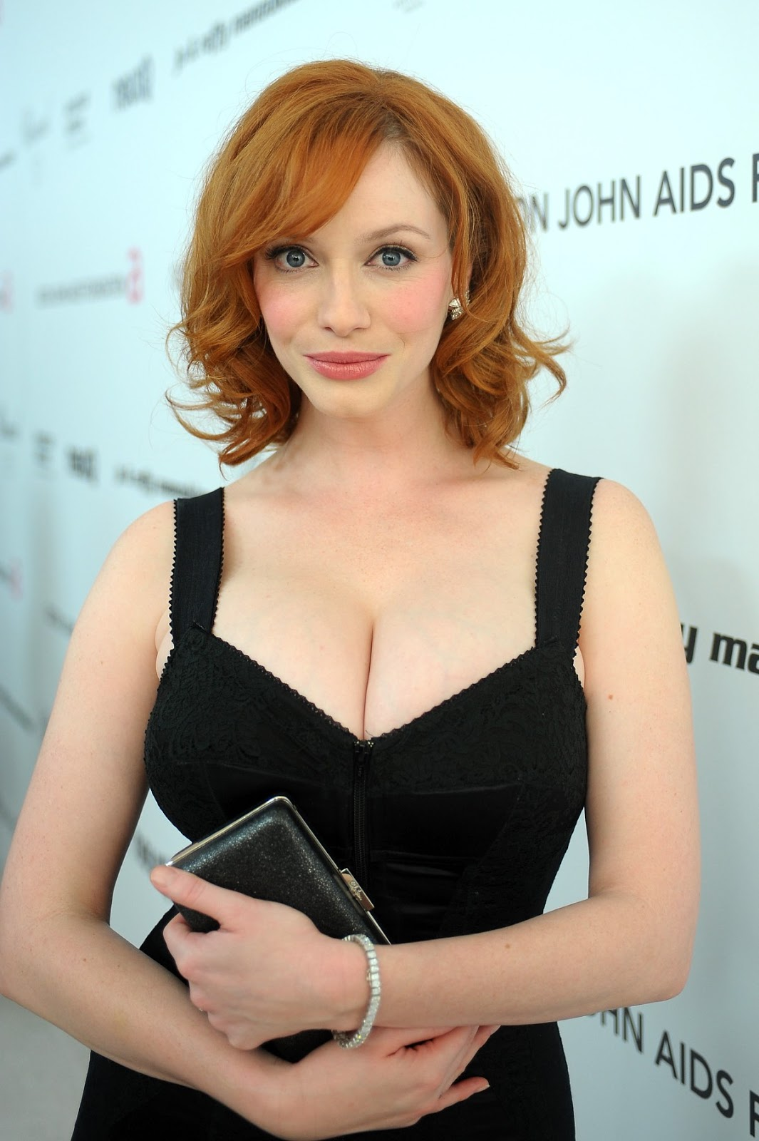Celebrity Pics Christina Hendricks-8813