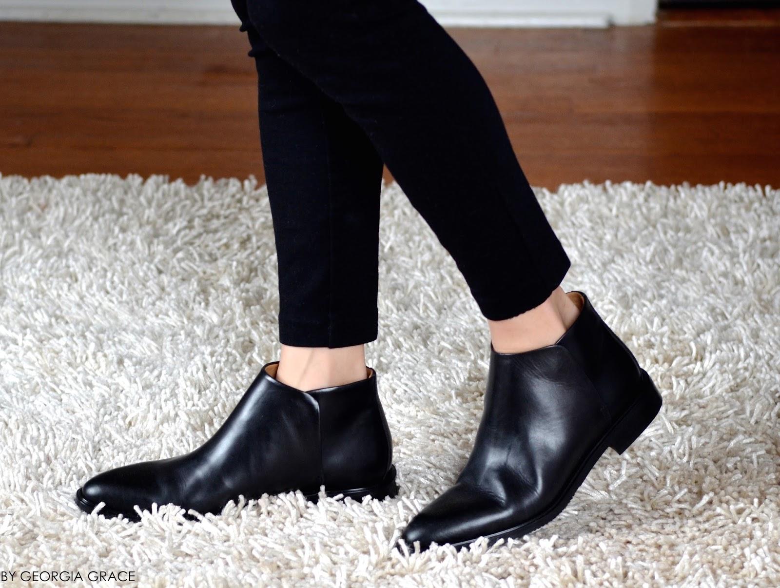 Everlane Street Shoe Sizing