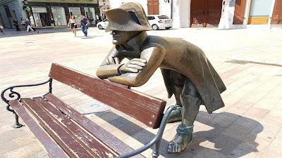 Bratislava, la città delle statue