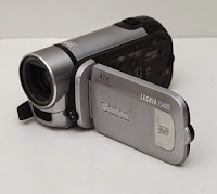 harga Handycam Bekas Canon Legria-FS405