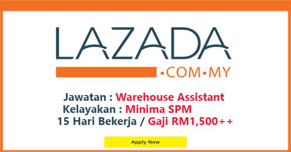 Jawatan Kosong di Lazada Express Malaysia