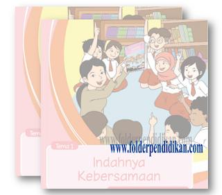 Download Buku Kelas 4 Kurikulum 2013 Revisi 2017