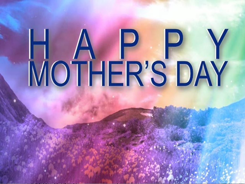 Free Download Mother's Day PowerPoint Backgrounds And