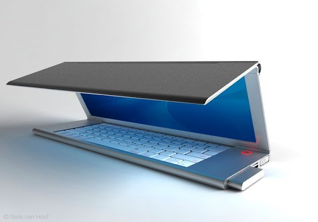 future tech news: Samsung folding screen will reinvent the PC