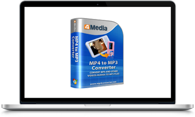 4Media MP4 to MP3 Converter 6.8.0.1101 Full Version