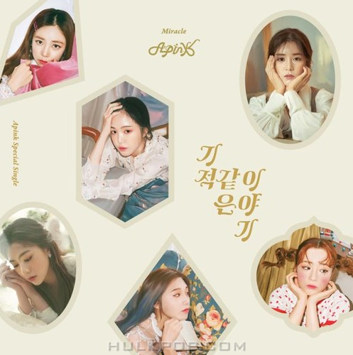 Apink – Miracle – Single (ITUNES PLUS AAC M4A)