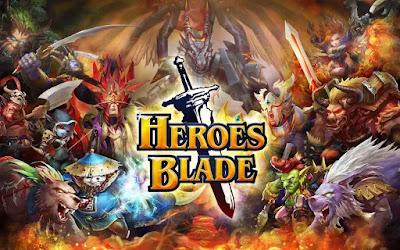 Heroes Blade Action RPG MOD v1.1.2 Apk Terbaru Gratis