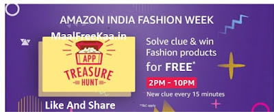 win free fashion product