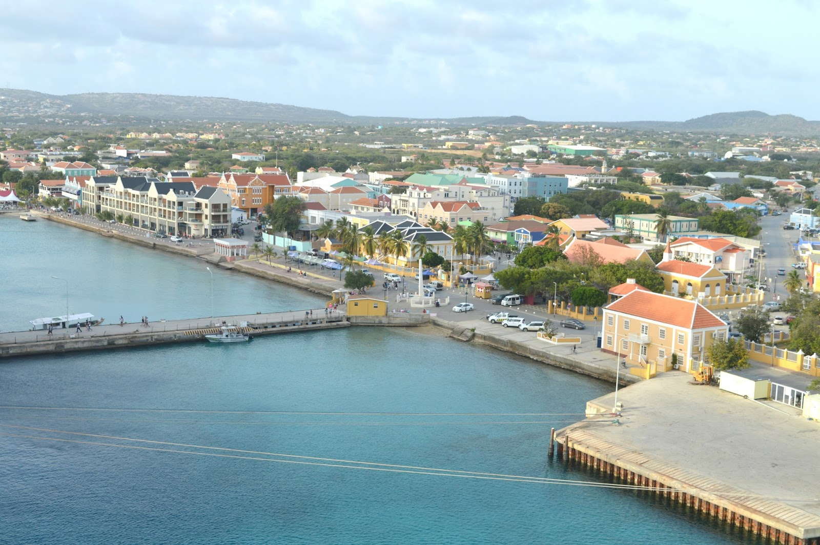 The Honeymoon Diaries: Caribbean Cruise - Bonaire