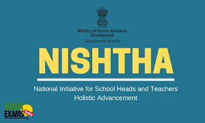NISHTHA Scheme: Highlights